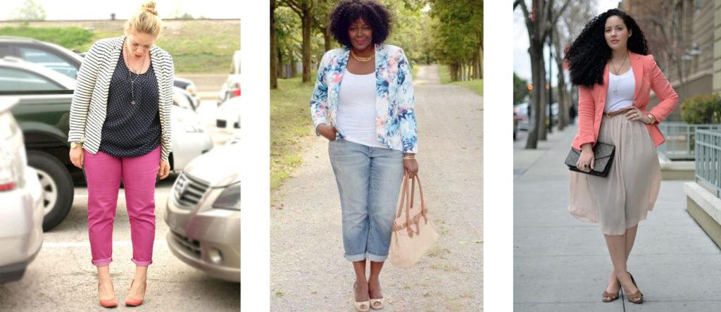 Женские пиджаки размера XL - красивое дополнение к повседневному образу.