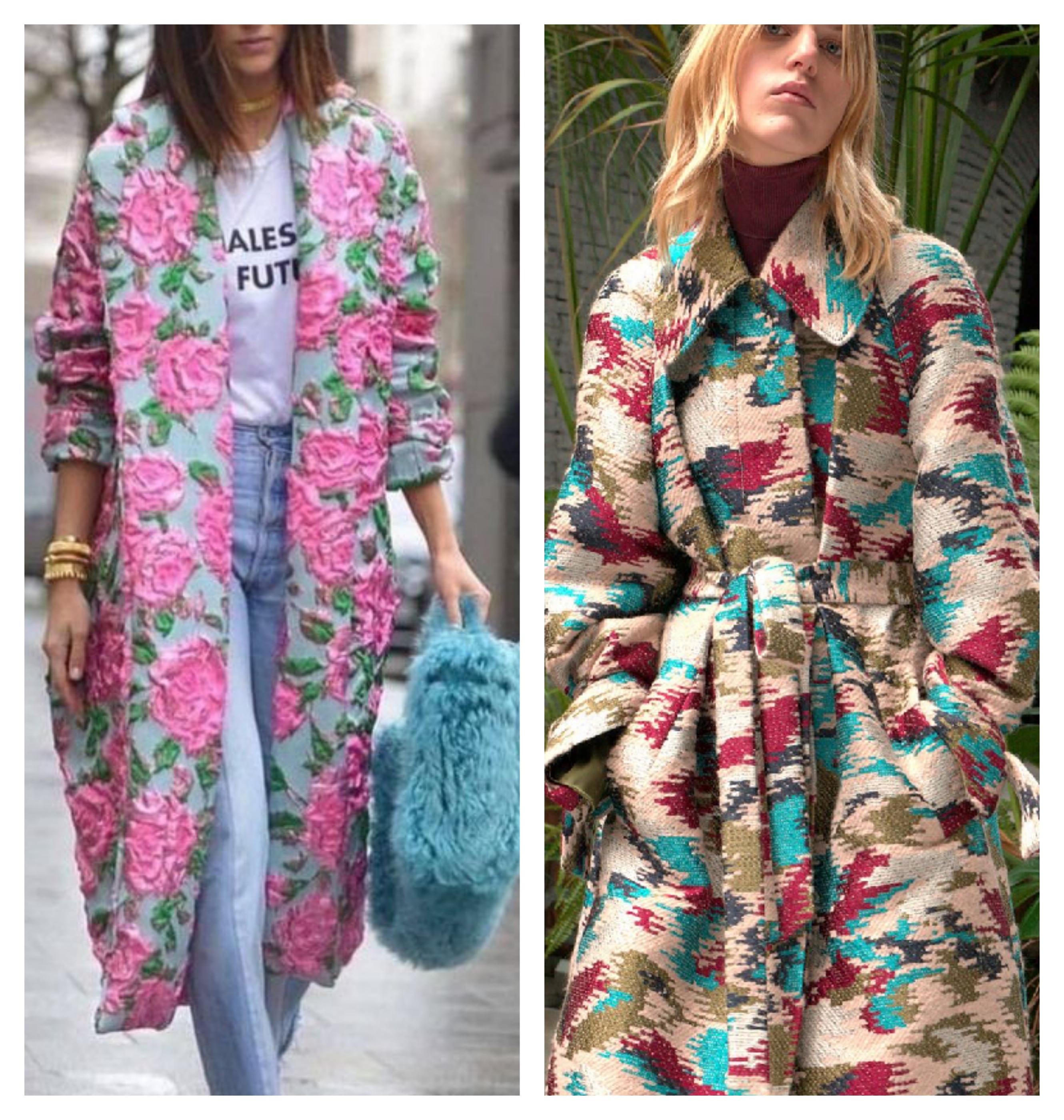 Пальто кимоно 2019