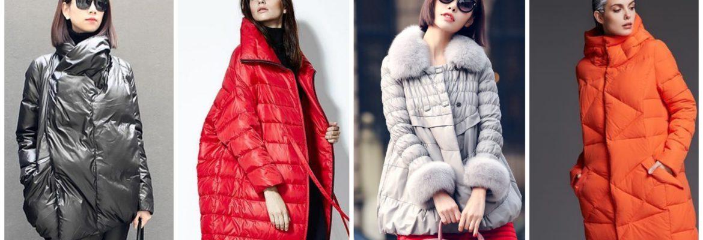Пальто на синтепоне женское