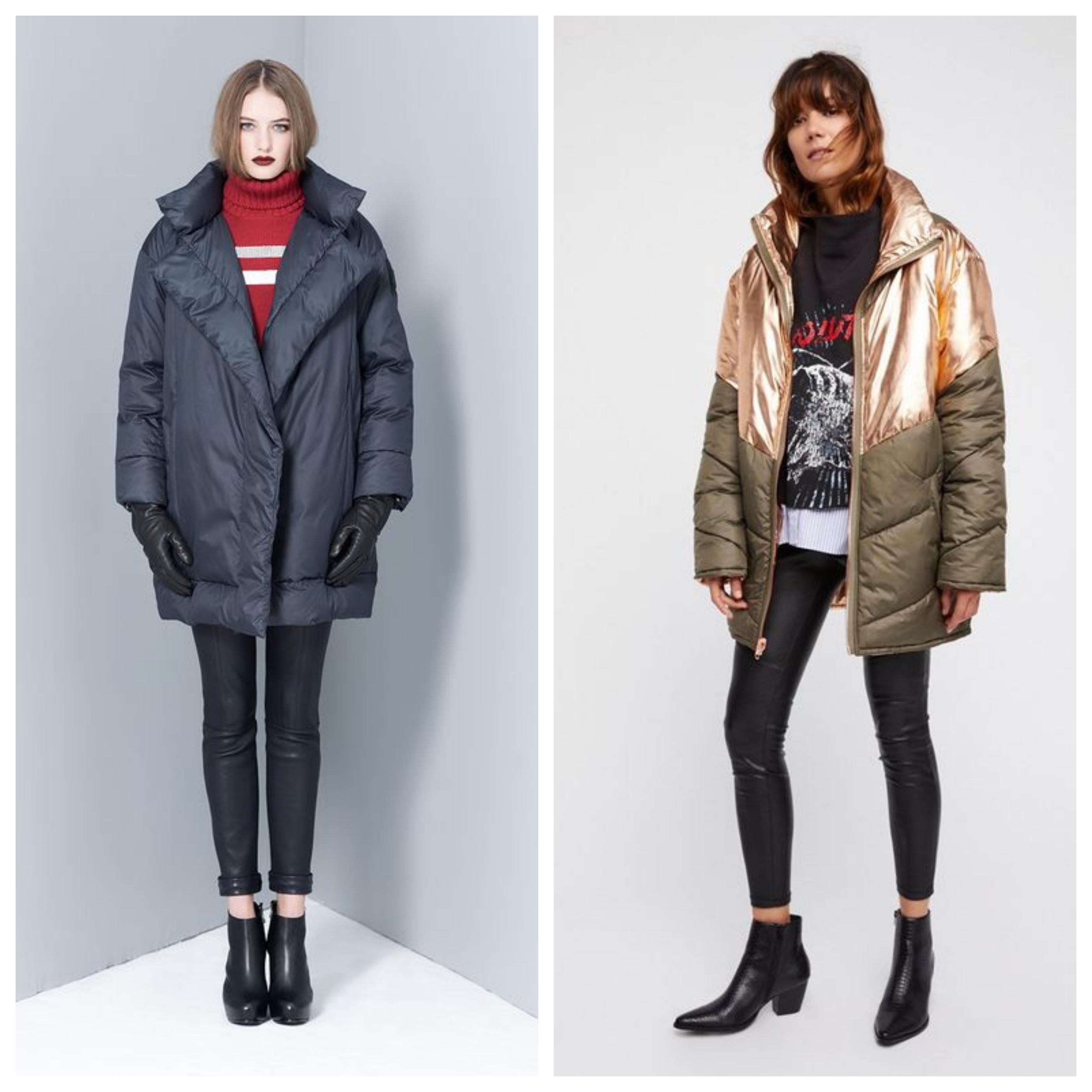 Демисезонное синтепоновое пальто