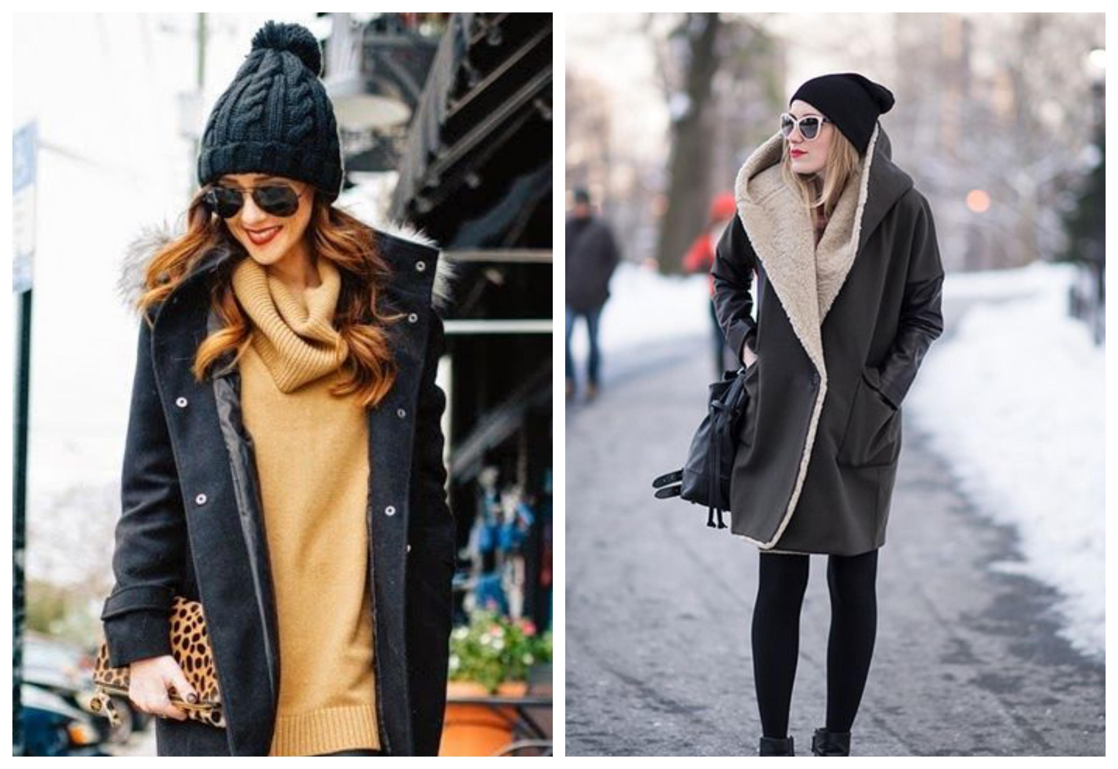 Шапка для пальто с капюшоном
