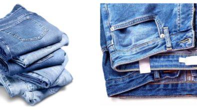 Как постирать джинсы в стиральной машиине