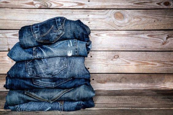 Как правильно постирать джинсы в стиральной машине