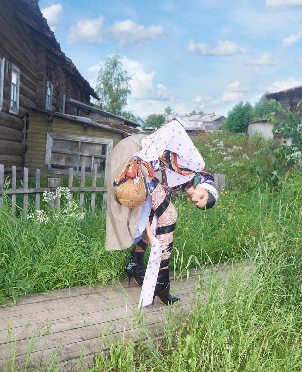 Vogue - фотосессия в Архангельске