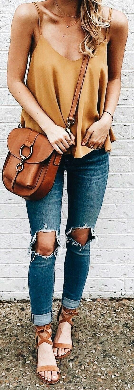 Как на джинсах сделать дырки своими руками