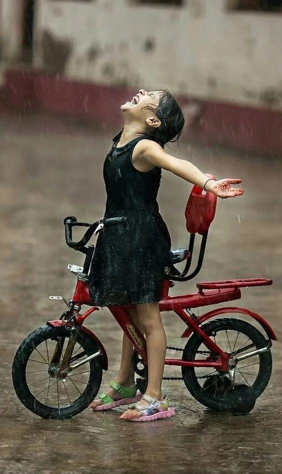 Радость дождя