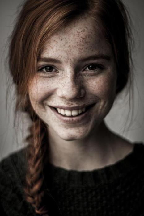 Искренняя улыбка