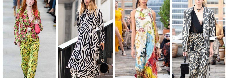 Летние платья и сарафаны сезона 2019 года