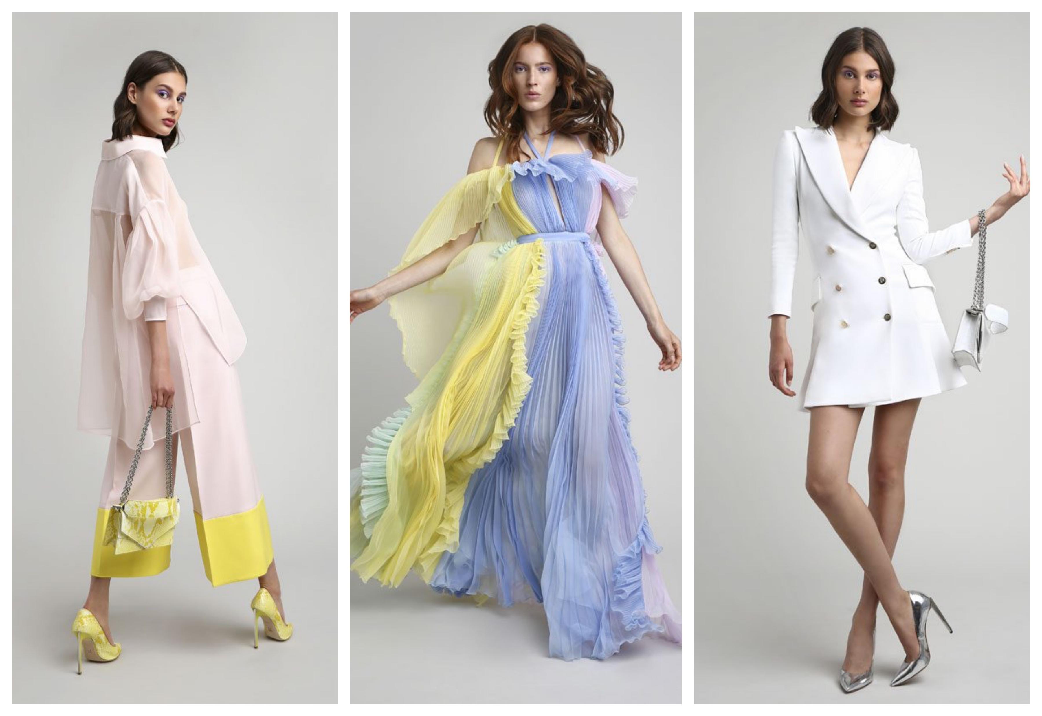 Мода 2019. Платья