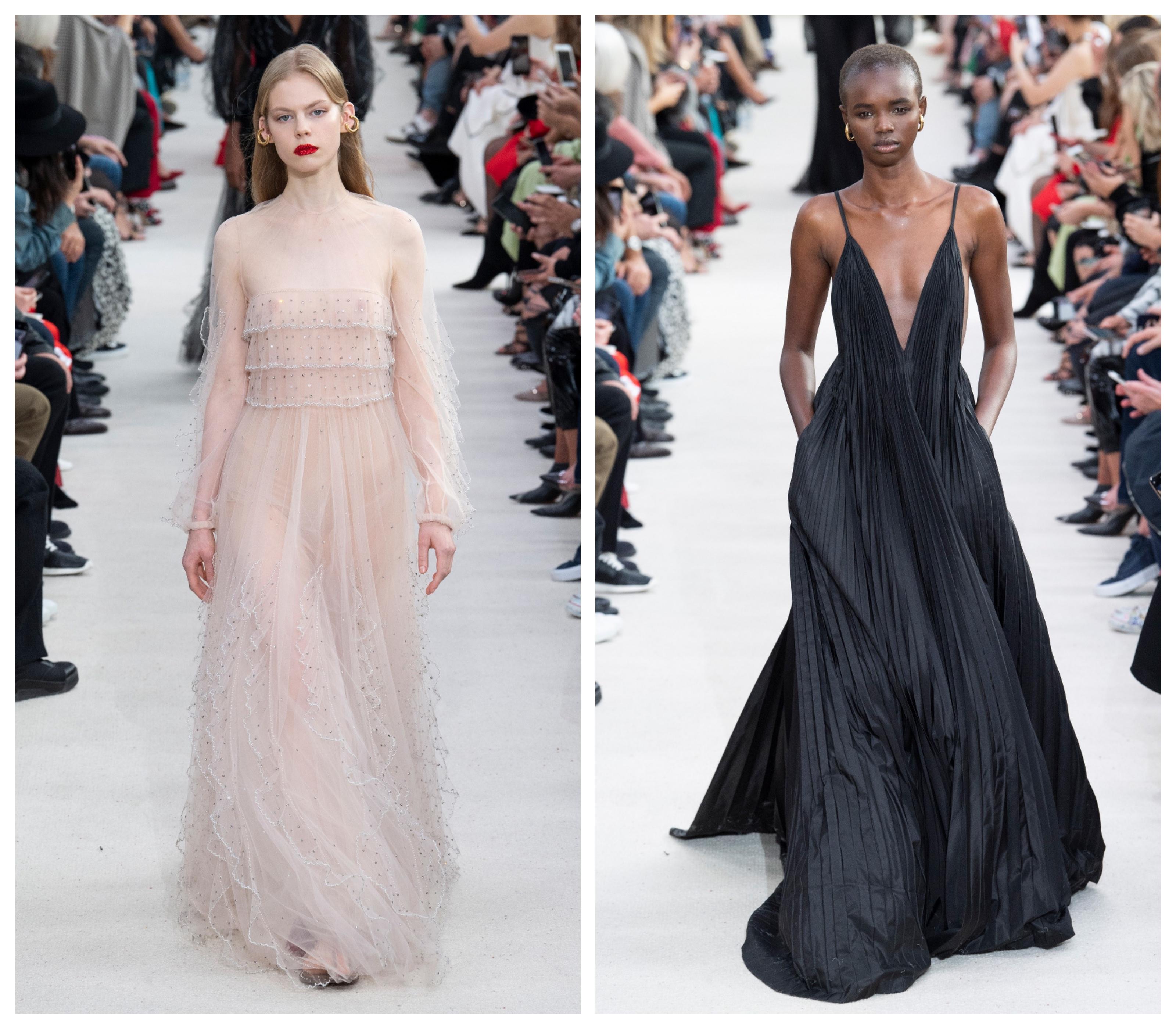 Модное платье 2019 от Valentino