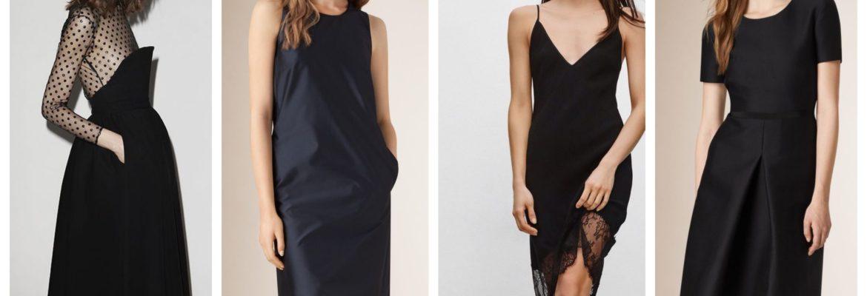 Черное платье 2019