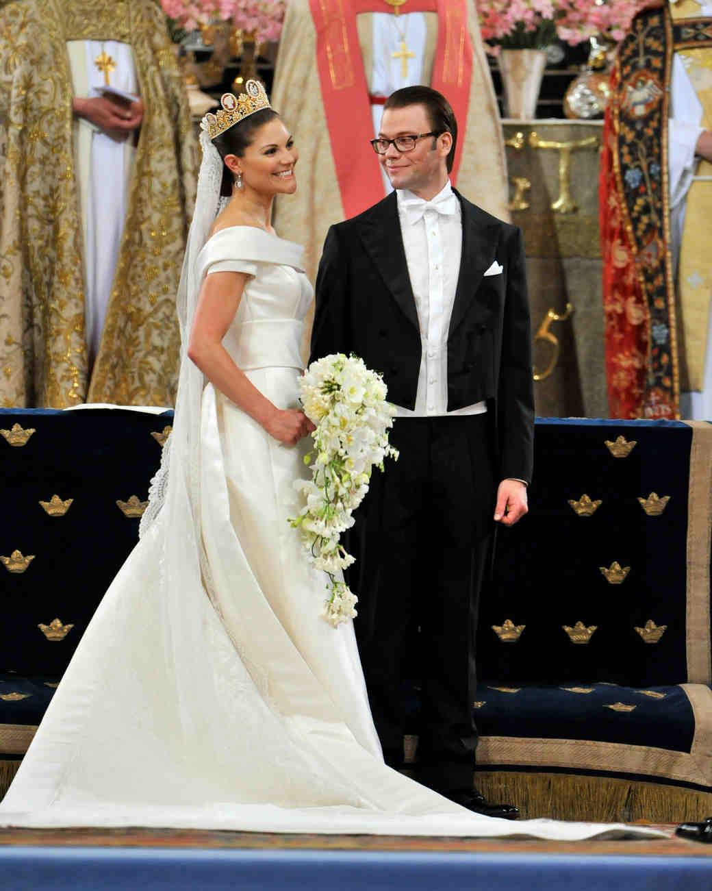 Свадебное платье Виктории, Королевской принцессы Швеции