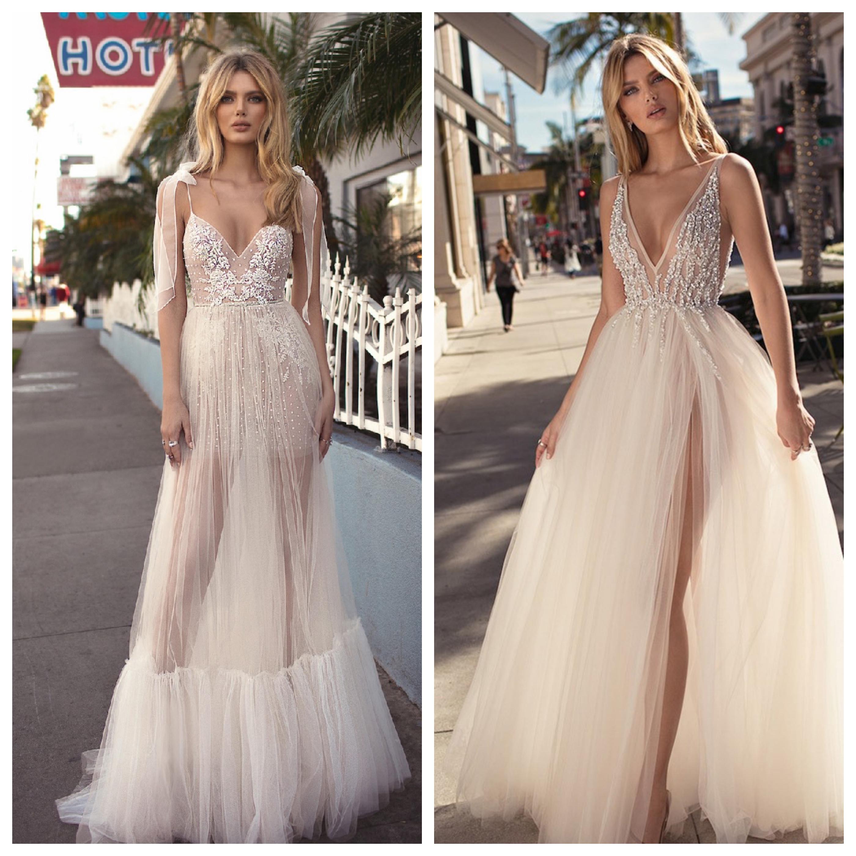 Самое модное свадебное платье 2019
