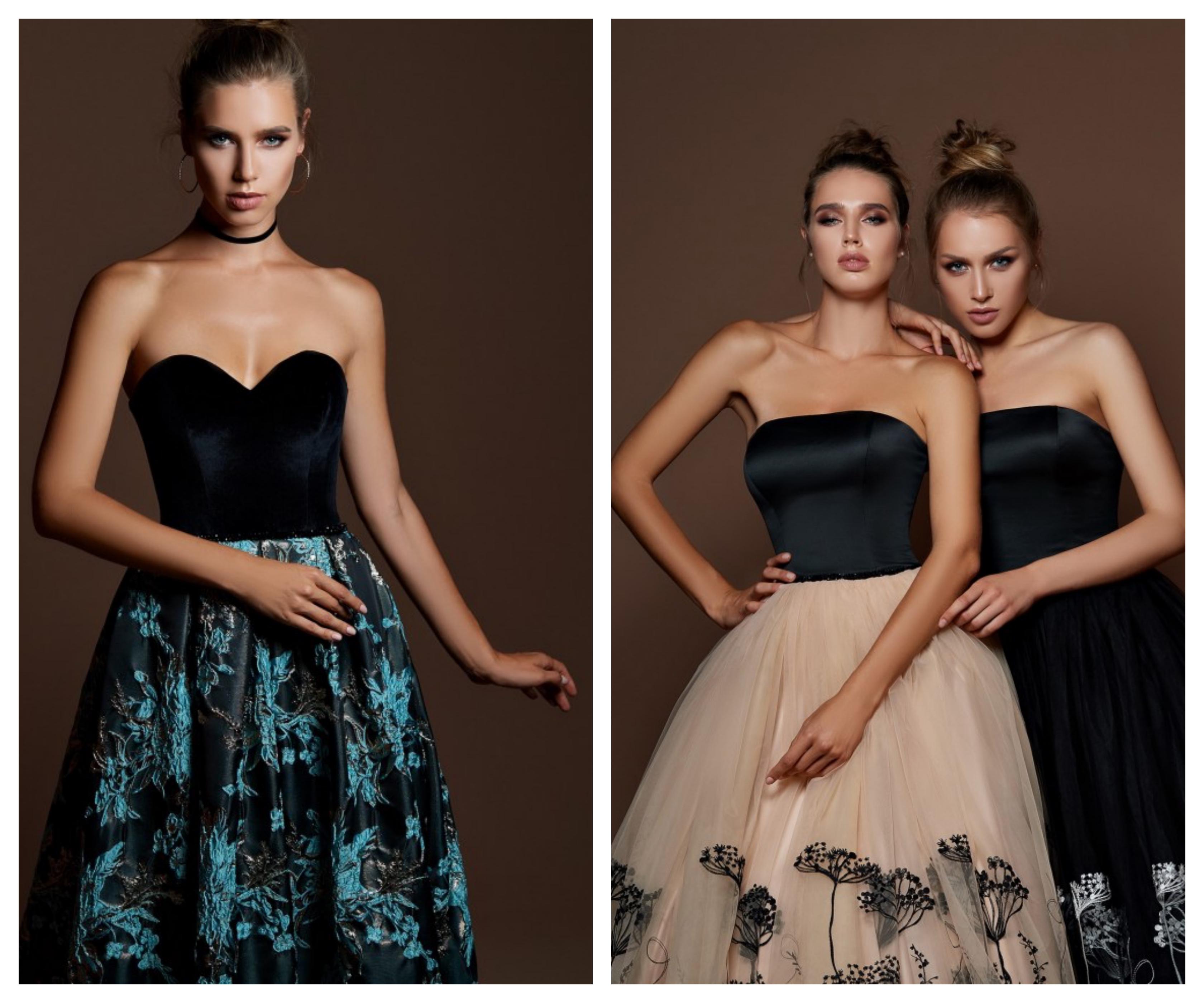 Вечернее платье Бэйби Долл